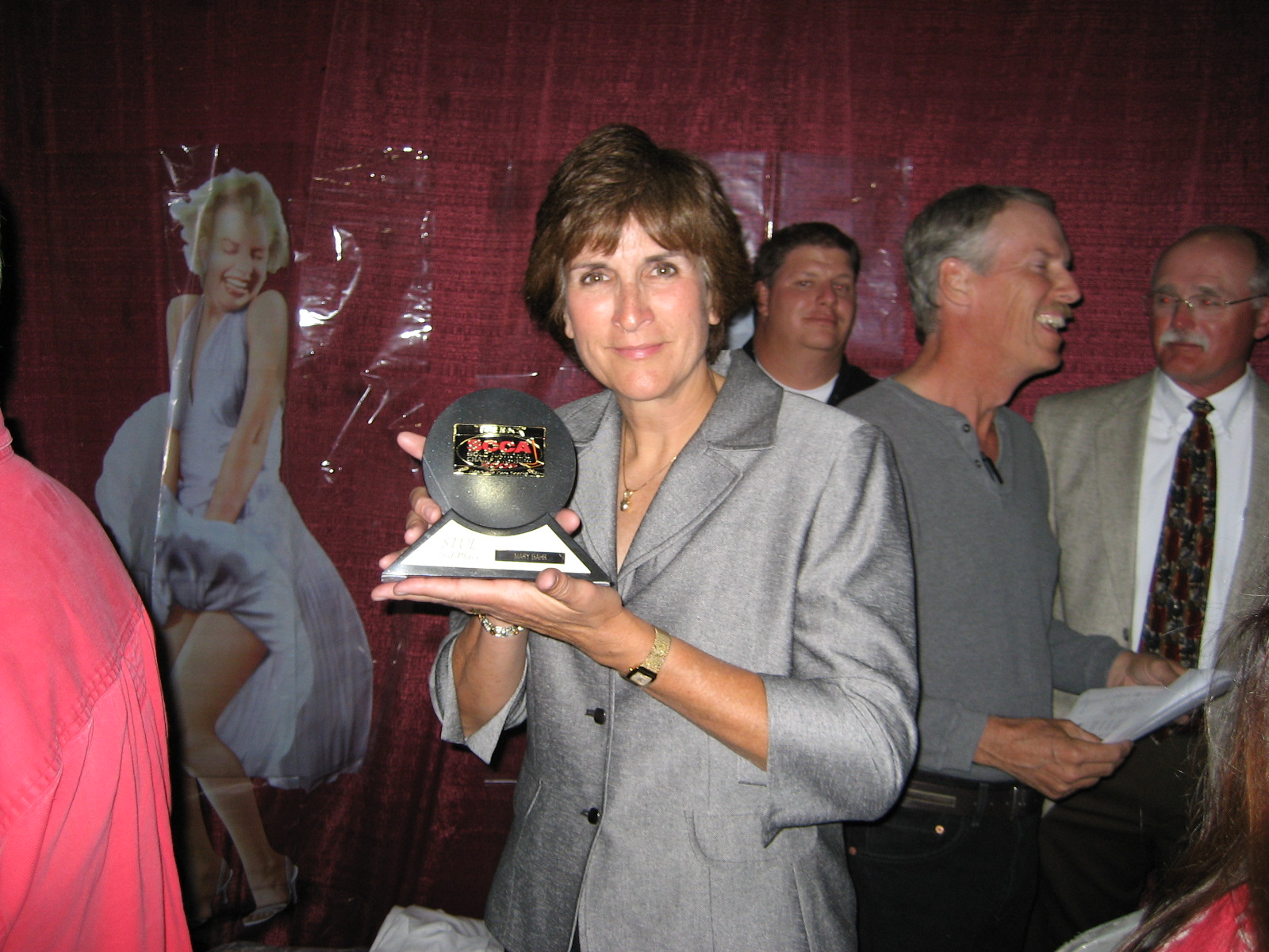 Mary Bahr 2006
